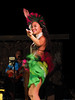 Hawaiian Dancer at Luau