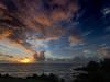 Sunset in Hana