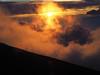 Sunset from Haleakala Volcano