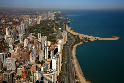 "Chicago's ""Gold Coast"" - Chicago, Illinois"