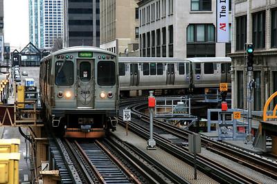 L Train - Chicago, IL