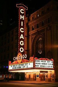 Chicago Theatre - Chicago, IL