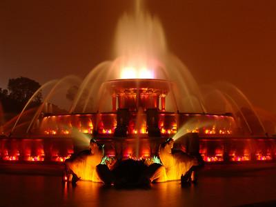 Buchingham Fountain - Chicago, IL