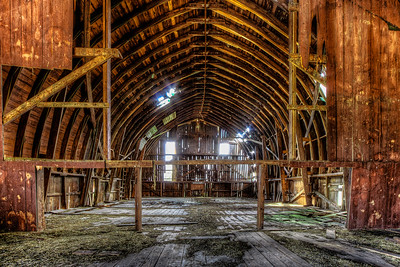 Woodstock Barn
