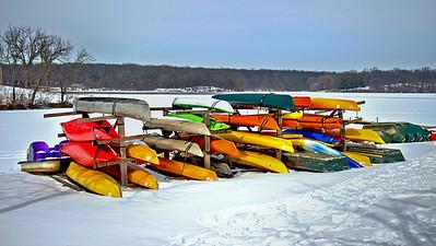 "Rock Cut State Park Winter 2012-1013 - ""Hibernation"""