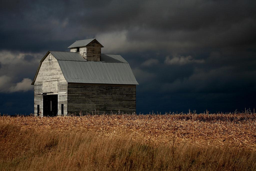 Storm on the Prairie - Iowa
