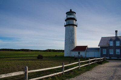 Highland Light (aka Cape Cod Light) - Cape Cod