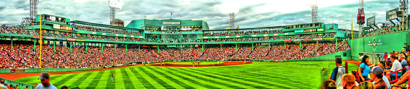 Fenway Park - Boston, Massachusetts