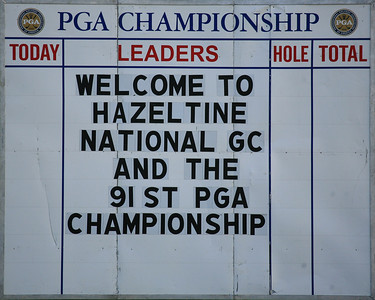 Hazeltine National Golf Course
