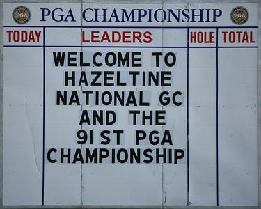 Hazeltine National Golf Course