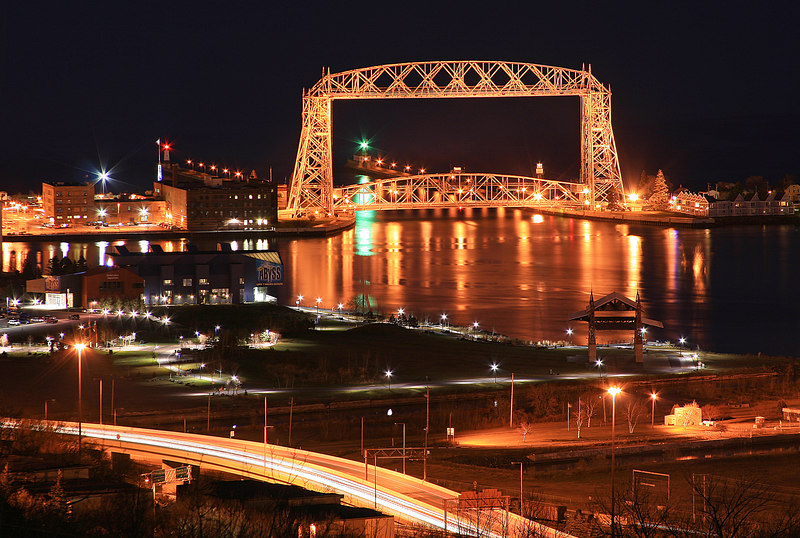 Lift Bridge - Duluth, Minnesota