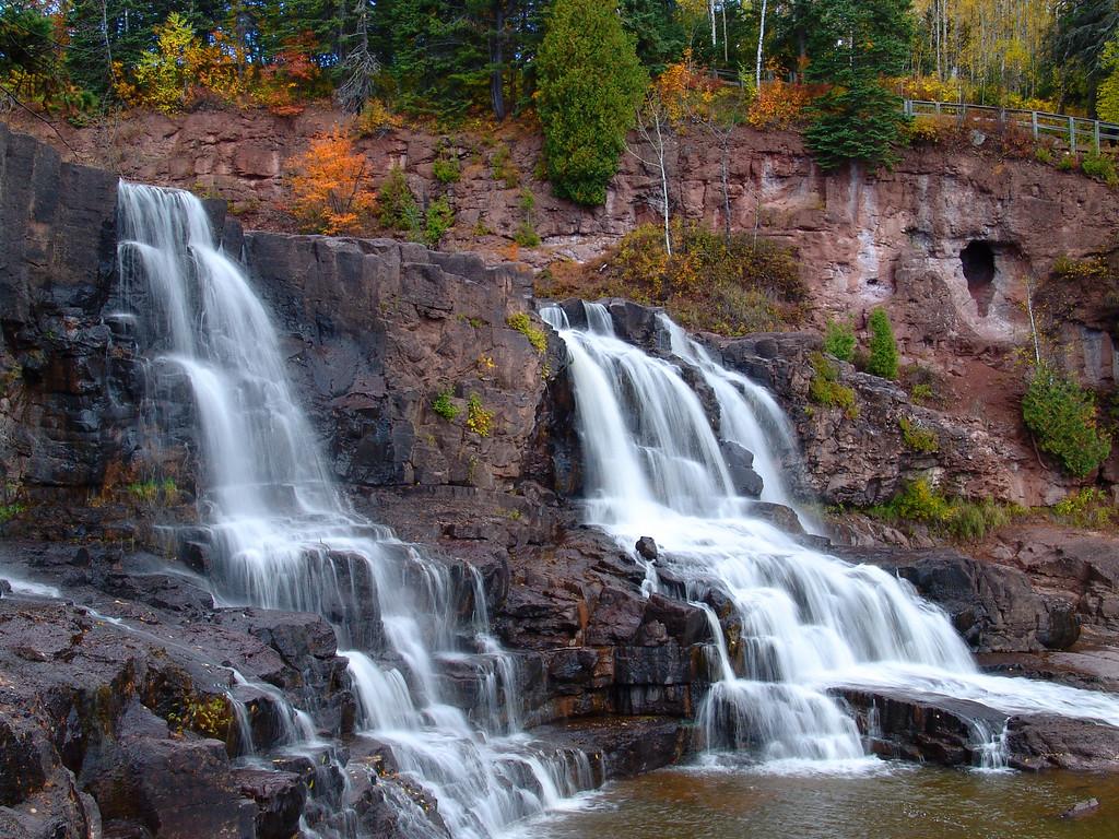 Gooseberry Falls - Minnesota