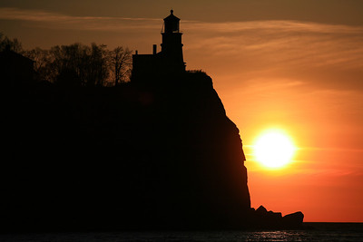 Split Rock Lighthouse - Lake Superior