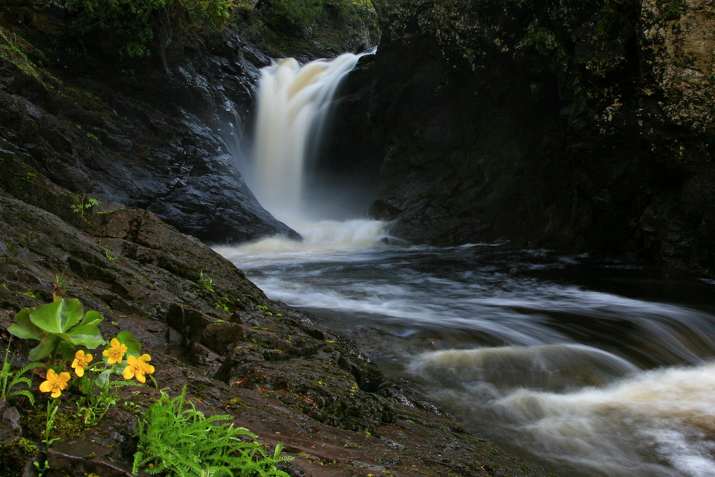 Cascade Falls - Minnesota