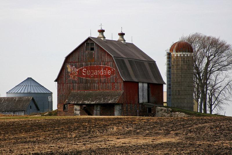 Sugardale Barn - Scott County, Minnesota