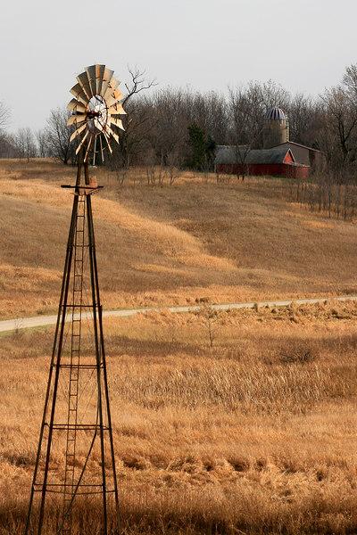 Windmill - Scott County, Minnesota