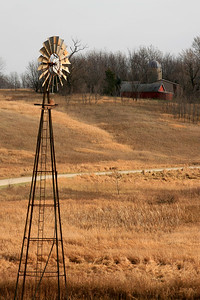 Windmill - Scott County, Minnesota
