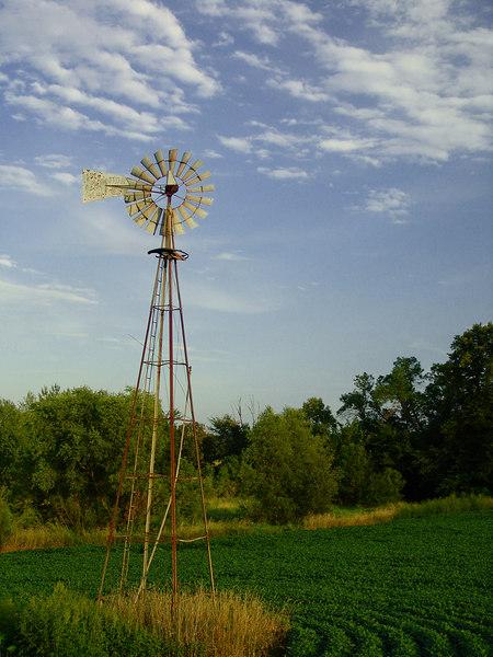 Scott County Windmill - Scott County, MN