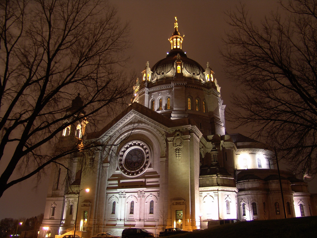 The Cathedral of Saint Paul - Saint Paul, Minnesota