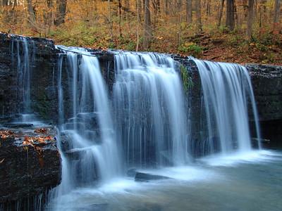 Hidden Falls - Nerstrand Big Woods State Park