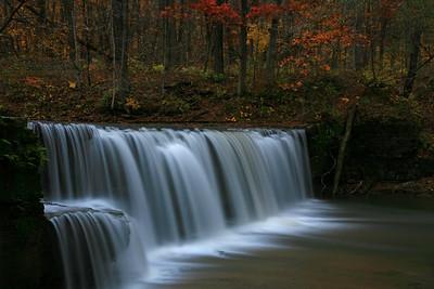 Hidden Falls - Big Woods Sate Park, Minnesota
