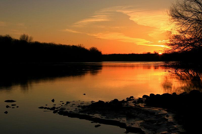 Mississippi River - Monticello, Minnesota