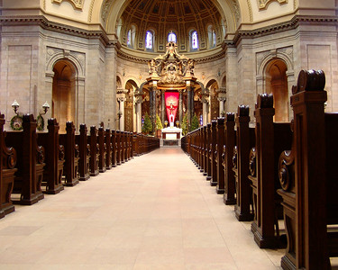 The Saint Paul Cathedral - St. Paul, Minnesota