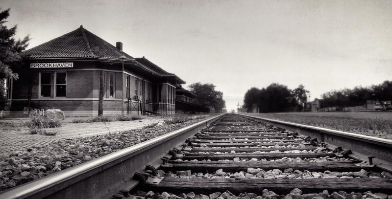 Brookhaven Train Depot