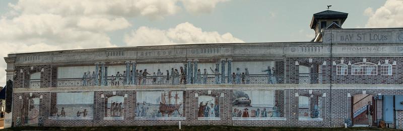 Bay Saint Louis Wall