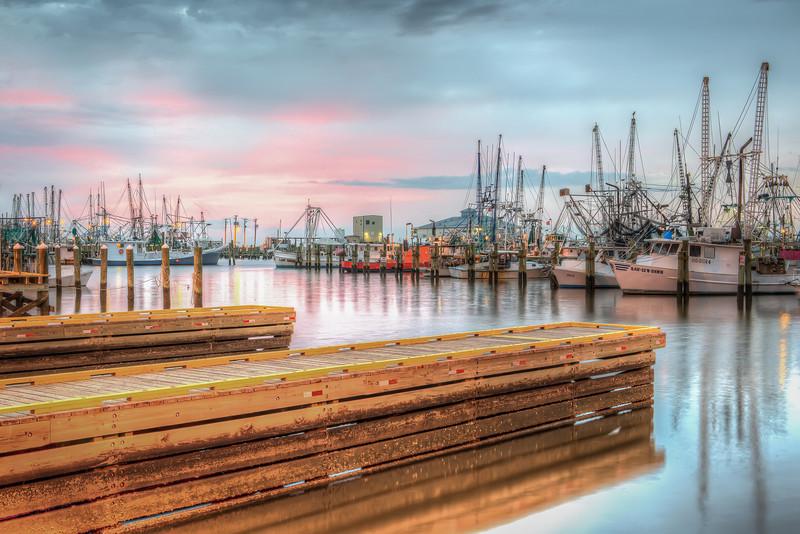 Pass Harbor Dawn