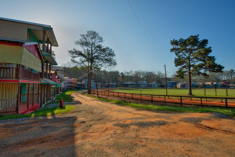 Neshoba County Fair Cabins and Race Track