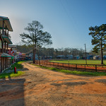 Neshoba County Fair Cabins and Race Track