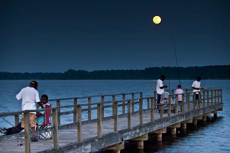 Night Fishin