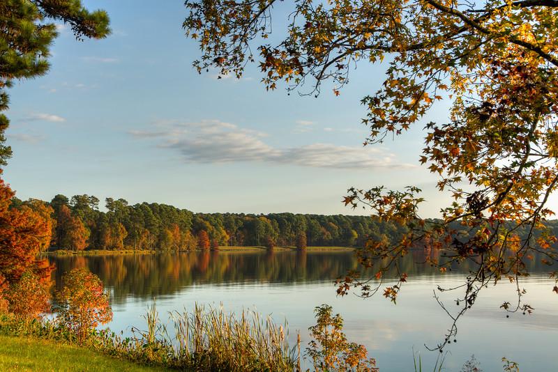 Autumn at the Reservoir