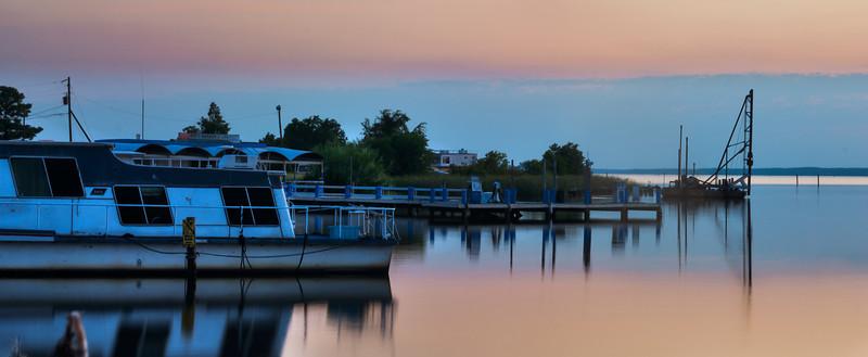 Horbor at the Reservoir - Taken at the Ross Barnette Reservoir at HWY 43