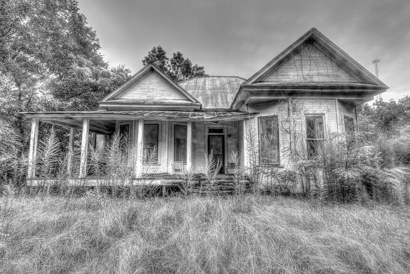 Old House In Camden