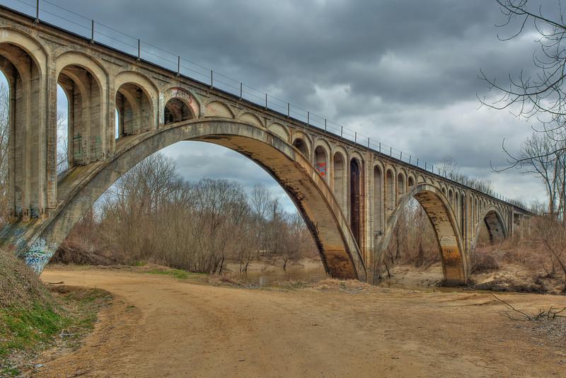 Bovina Railroad Bridge