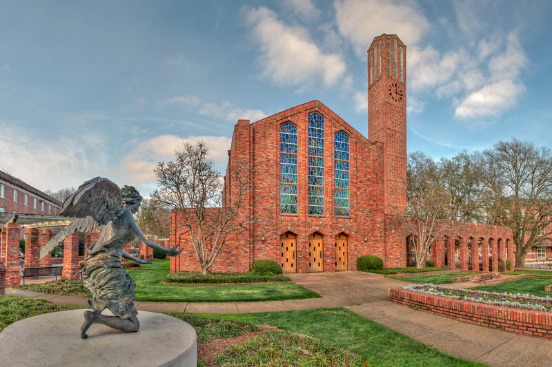 Chapel Of Memories at MS State