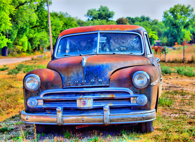 Old Dodge in Fort Scott, Kansas