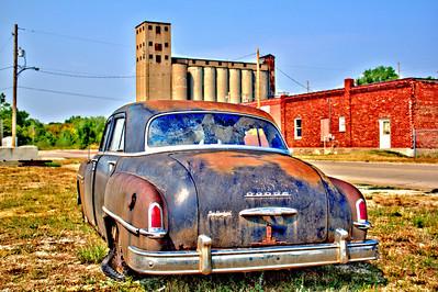 Old Dodge in Fort Scott, Kansas