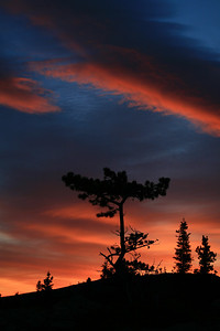Sunrise Over Glacier - Glacier National Park