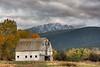 Montana Barn on Hwy 93