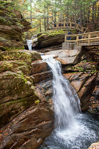 Sabaday Falls, New Hampshire