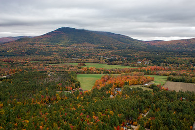 Cathedral Ledge, North Conway, New Hampshire