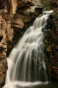 Jemez Waterfall - New Mexico