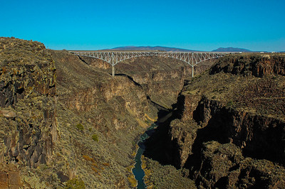 Rio Grande Gorge Bridge - Taos
