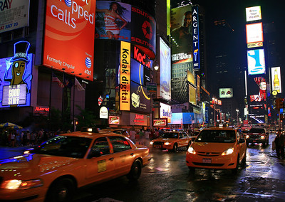 Time Square - New York City