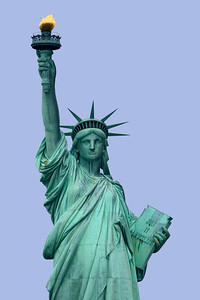 Statue of Liberty - New York Harbor