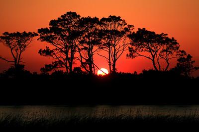 Outer Banks Sunset - North Carolina