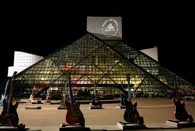 Rock and Roll Hall of Fame - Cleveland, Ohio